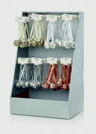 Premier Set 3 Hanging Bell Trim - 3cm Assorted