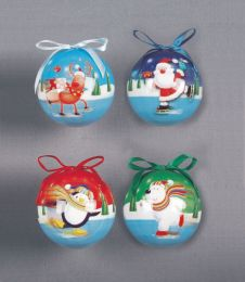Premier Skating Character Decoupage Balls 2 Assorted - 75mm