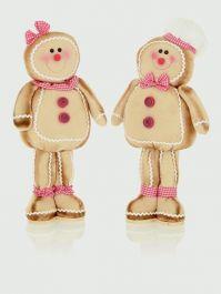 Premier Standing Gingerbread Man - 58cm