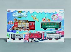 Premier Train Set - Battery Operated
