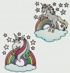 Premier Unicorn With Stars - 24 x 21 Assorted Designs