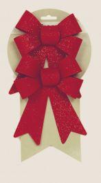 Premier Velvet Bows - 20x15 Red