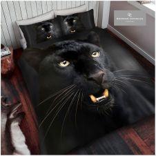 PREMIUM DUVET SET 3D BLACK PANTHER