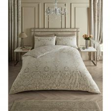PRINTED DUVET SET ANTONINETTE NATURAL
