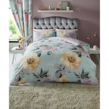 PRINTED DUVET SET CLARA MULTI