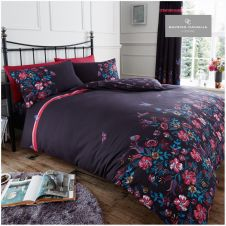 PRINTED DUVET SET MARIA PURPLE