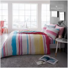 PRINTED DUVET SET NORA MULTI
