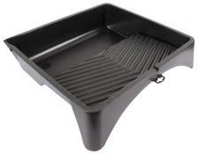 ProDec Roller Tray Black Plastic - 15