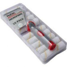ProDec Short Pile Microfibre Roller & Frame (10 Pack) - 4