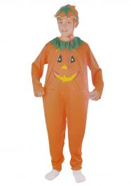 Pumpkin Boy Costume