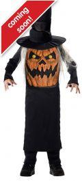 Pumpkin Jack Mad Hatter Child Costume