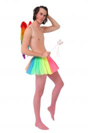 Rainbow Fairy Angel Stag Do Set