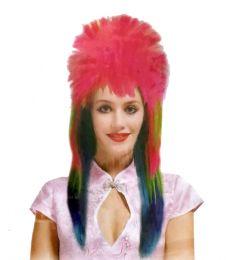 Rainbow Party Wig