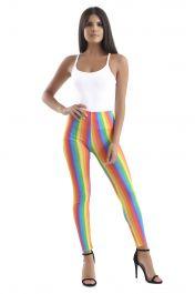 Rainbow Stripe Legging