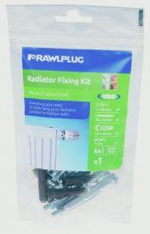 Rawlplug Radiator Fixing Kit