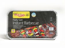 Rectella Bar-Be-Quick Instant Barbecue - Party Size