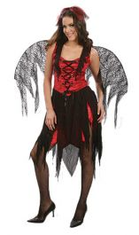 Red Hot Wings Costume