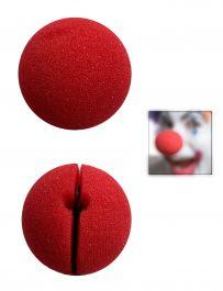 Red Nose Sponge