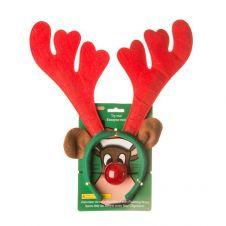 Reindeer Antlers Nose
