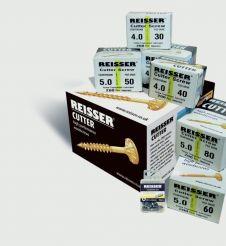 Reisser Screw Assortment Trade Pack - 1600 Piece