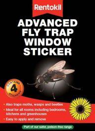 Rentokil Advanced Fly Trap - 4 Pack