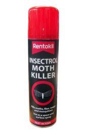 Rentokil Insectrol Moth Killer - 250ml