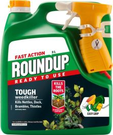 Roundup Fast Action Pump N Go - 2.5L