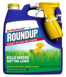 Roundup Lawn Ultra - 3L RTU