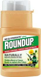 Roundup Natural Weed Control Concentrate - 140ml