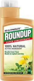 Roundup Natural Weed Control Concentrate - 540ml