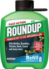 Roundup Tough Pump N Go - 2.5L