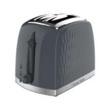 Russell Hobbs Honeycomb Textured Toaster - 2 Slice