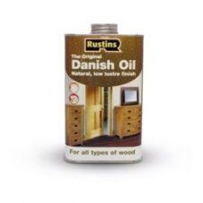 Rustins Danish Oil - 500ml