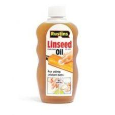 Rustins Linseed Oil Raw - 125ml