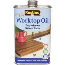 Rustins Quick Dry Worktop Oil - 500ml