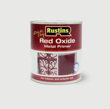 Rustins Quick Drying Red Oxide Primer - 250ml