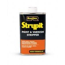 Rustins Strypit Paint & Varnish Stripper - 1L