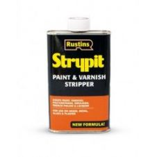 Rustins Strypit Paint & Varnish Stripper - 500ml