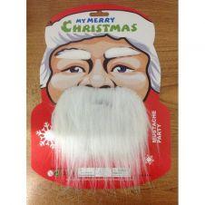 Santa Eyebrows Beard and Mustache Set