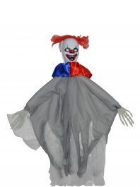 Scary Clown Decoration 90cm