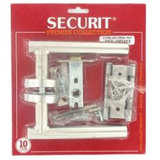 Securit Bar Stainless Steel Latch Pack