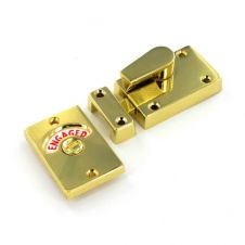 Securit Brass Indicator Bolt - 63mm