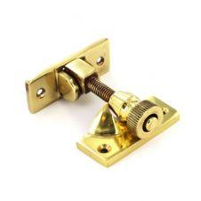 Securit Brass Sash Fastener Brighton - 60mm