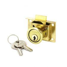 Securit Drawer Lock 2 Keyed - EB 50mm