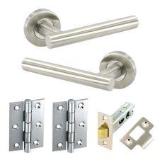 Securit Latch Handle Door Pack - Bar