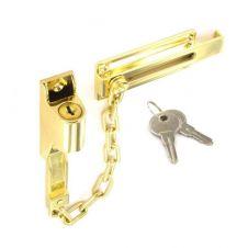 Securit Locking Door Chain - EB 110mm