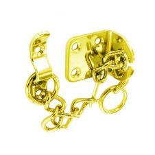 Securit Narrow Door Chain Polished - BP 44mm