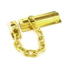 Securit Steel Door Chain - EB 80mm