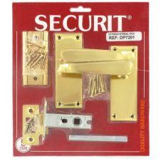 Securit Victorian economy internal door pack