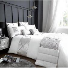 SIGNATURE DUVET SET LUSH WHITE